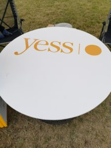 Our YESS Table OTDA golf tournament